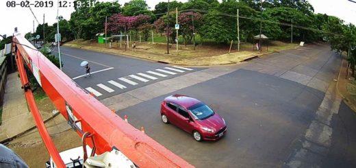 Más seguridad: el Gobierno de Misiones avanza en la instalación de cámaras de videovigilancia