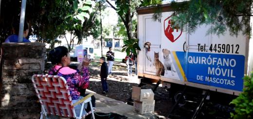 El quirófano móvil del IMuSA visitó Barrio Hermoso de Posadas