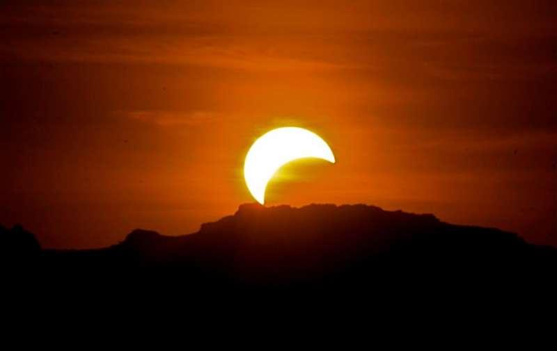 Misiones será testigo de un ocaso solar nunca visto en la provincia