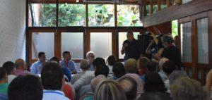 La chicana política que desnaturalizó la cumbre empresarial de Eldorado