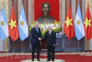 La madera y sus productos son de interés para la asociación estratégica comercial con Vietnam