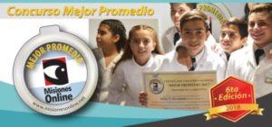 """Son 12 los estudiantes que pasaron a la etapa de """"ganadores provisorios"""" por las becas y premios del Concurso Mejor Promedio 2018"""