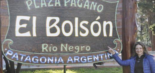 Visitando el Bolsón, en la Patagonia