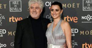 """Pedro Almodóvar en los Premios Goya 2019: """"El cine español no le importa a los políticos ni a los espectadores"""""""