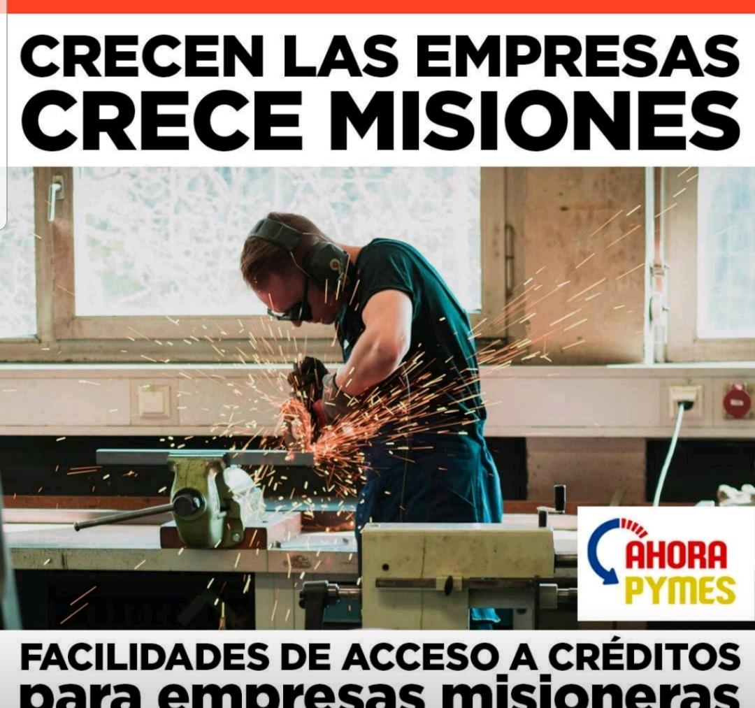 Empresas misioneras ya descontaron cheques a tasa subsidiada por más de 23 millones de pesos a través del Ahora PyME