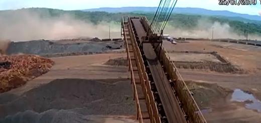 Mirá el impactante nuevo video que muestra el inicio del desastre minero en Brasil