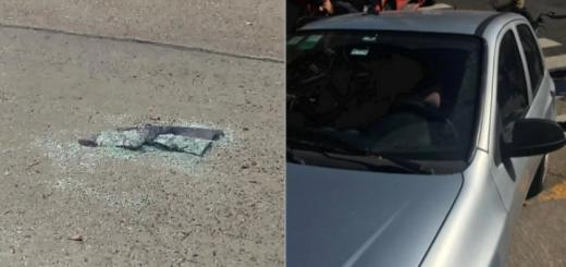 Una mamá dejó a su beba encerrada en un auto con más de 30° de térmica