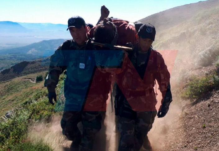Detuvieron al femicida de Valeria Coppa en Bariloche