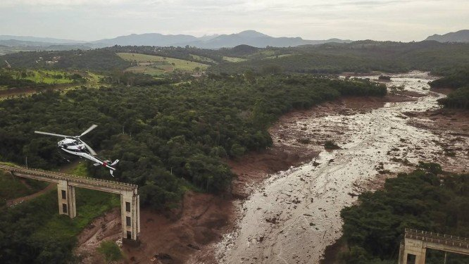 Para funcionario de la OIT en Brasil, la tragedia de la minera Vale SA en Brumadinho puede ser la mayor del país en accidente laboral