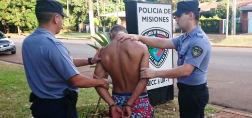 Detuvieron a un joven por desobediencia judicial en Posadas