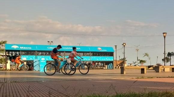 Reforzarán controles municipales para prevenir accidentes con ciclistas en Posadas