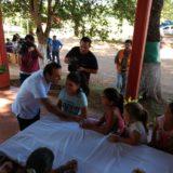 Oscar Herrera Ahuad recorrió predios de docentes de UDPM