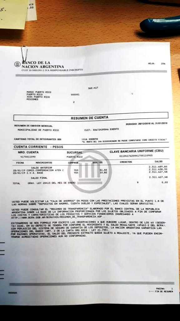 El Intendente de Puerto Rico hizo un descargo público tras haber sido procesado por supuesta malversación de fondos
