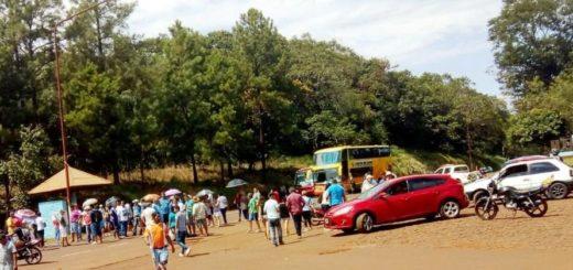 Vecinos que cortaban la ruta en Mado, en reclamo por los aumentos en las tarifas de energía, firmaron un acuerdo con EMSA