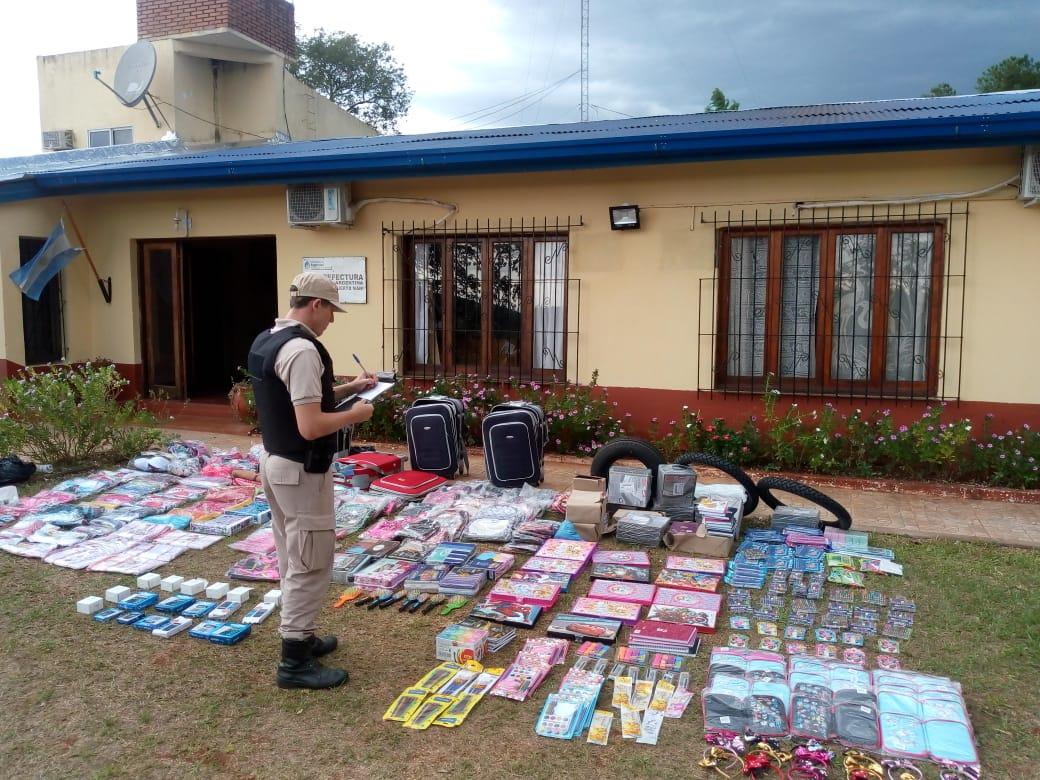 Corpus: Prefectura secuestró más de 2 millones de pesos en ...