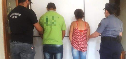 Una pareja ofrecía un arma en redes sociales y terminaron detenidos en Bernardo de Irigoyen