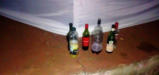 Garupá: clausuraron fiesta que se realizaba en un sitio no habilitado y con presencia de menores de edad