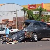 Así quedó Matías Z., el joven que protagonizó un trágico accidente en Posadas