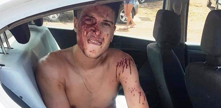 Se viralizó un video que se grabó minutos después del accidente fatal ocurrido sobre la avenida Quaranta de Posadas