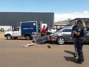 Audio: el dueño del auto dio detalles de cómo se llevaron el vehículo para comprar más alcohol ya en horas del mediodía