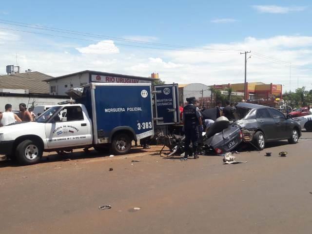 """Accidente fatal en Posadas: """"Todos se habían dado cuenta que Matías estaba mal y no le querían dar los autos para que siguiera comprando alcohol"""""""