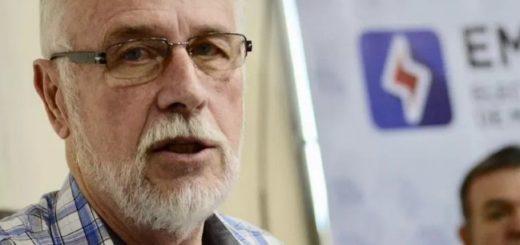 Aicheler desmintió que se haya aplicado un incremento en la tarifa de electricidad en las facturas de enero