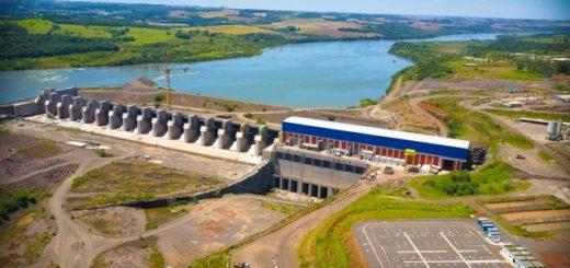 A 60 kilómetros de las Cataratas, Brasil comenzó a llenar la represa de la Hidroeléctrica Baixo Iguaçu que en marzo generará energía para un millón de brasileños