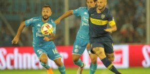 Boca y Belgrano no se sacaron ventaja y empataron uno a uno