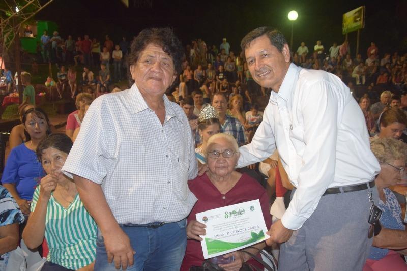 Con una gran fiesta Campo Viera celebró 83 años de su fundación