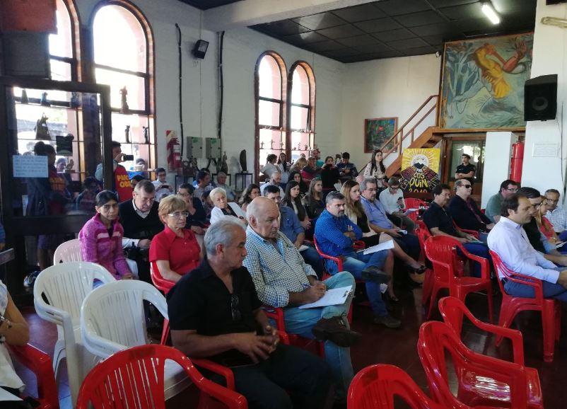 Se realizó la 11° Audiencia Pública para tratar la tarifa del boleto en Oberá