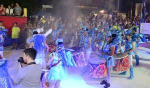 Este domingo comienzan la tercera y cuarta jornada de los carnavales posadeños 2019 en la Costanera