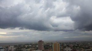 Ingresa un frente frío a Misiones y provoca lluvias desde este lunes