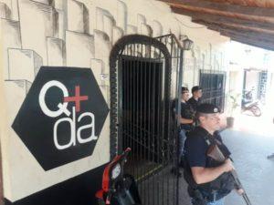 Iguazú: la Policía de Misiones secuestró cocaína en un local comercial