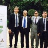 """Macri disertó en el Foro de Negocios Argentina–India: """"Vemos en India un socio para el futuro"""""""