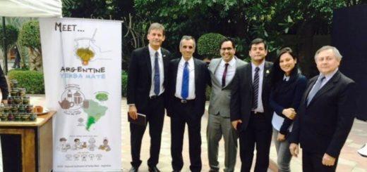 """Alberto Re: """"Desde hace varios años que estamos trabajando para introducir la yerba mate en La India"""""""