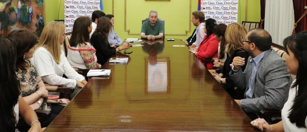 """Rojas Decut: """"El Gobernador nos convocó con el fin de lograr mejorar la calidad de vida de los misioneros"""""""