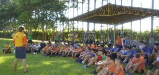 Un ex jugador de Guaraní se sumó a Crucero para trabajar en las inferiores y en un proyecto que involucra a Independiente de Avellaneda