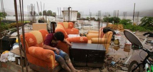 Chile: inundaciones en el Norte del país dejan seis muertos