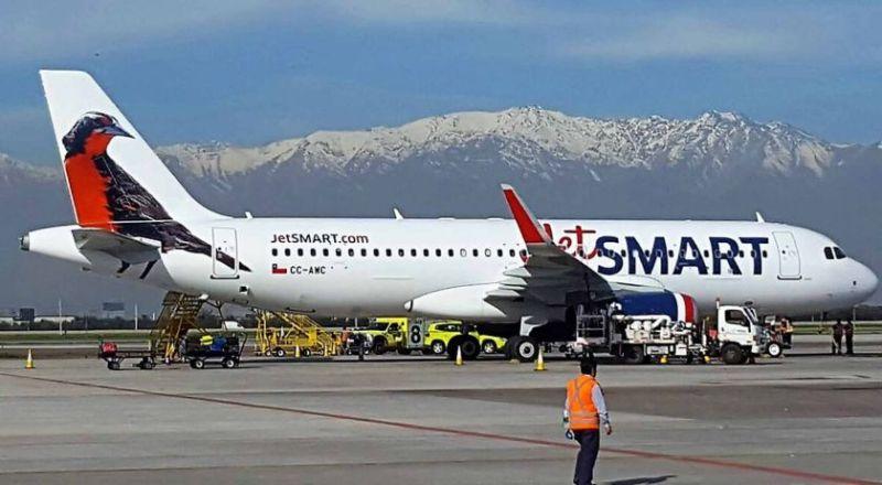 Low cost: la aerolínea JetSmart tendrá 3 frecuencias de Iguazú a Buenos Aires desde junio