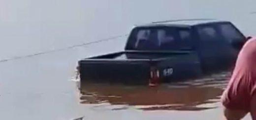 Un hombre se ahogó al caer con su camioneta al río Uruguay