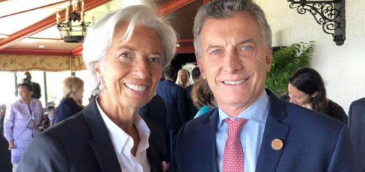 La misión de los funcionarios nacionales en la visita del FMI: lograr el desembolso de 30 mil millones de dólares antes de octubre