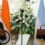 El presidente Macri respaldó el desembarco de la Yerba Mate Argentina en India