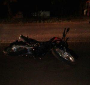 Eldorado: falleció una mujer al ser embestida por una moto, sobre la avenida San Martin