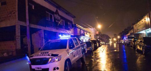 La Policía realiza intensos operativos de nocturnidad los fines de semana en Alem