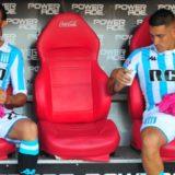 Nuevo escándalo de Ricardo Centurión: grabaron un video a las trompadas en un partido con amigos