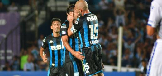 Racing venció a Godoy Cruz, recuperó la punta de la Superliga y ahora piensa en Independiente