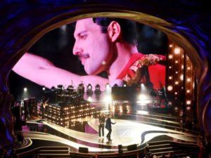 Con Queen en vivo, comenzó la 91 entrega de los premios Oscar