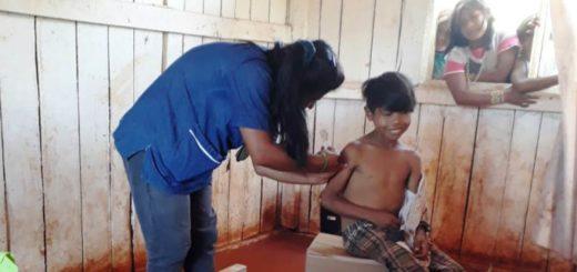 En cuatro años se redujo un 58% las internaciones de pacientes Mbyá Guaraní en Misiones