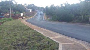Vialidad Provincial concluyó obras sobre el arroyo Mbotaby