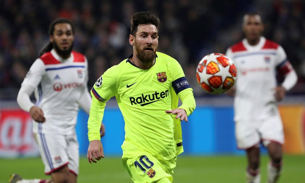 Champions League: en Francia, Barcelona y Lyon no se sacaron diferencias